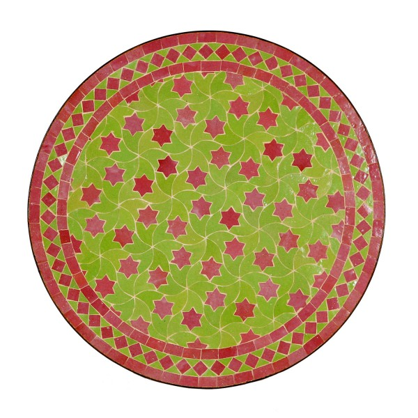 Marokkanische Mosaiktisch