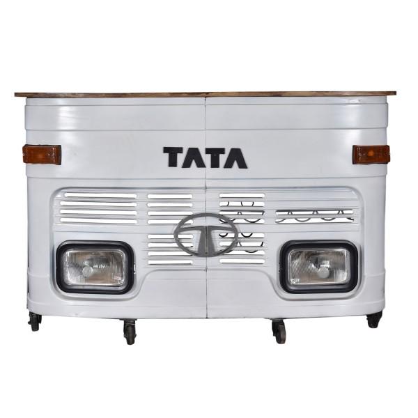 Orientalische Theke Tata weiss