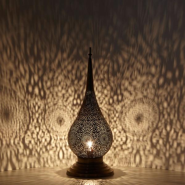 Orientalische Messinglampe Charda
