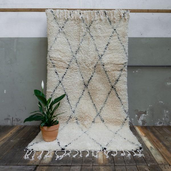 Marokkanischer Teppich Beni Ouarain BN2170