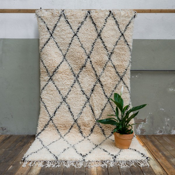 Marokkanischer Teppich Beni Ouarain BN2160