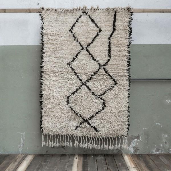 Marokkanischer Teppich Beni Ouarain BN2110