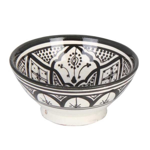 Marokkanische Keramikschüssel KS38