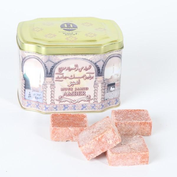 Orientalische Duftsteine Amber Musk Jamid 250 g