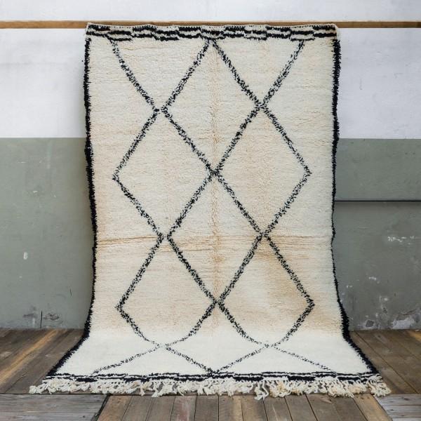 Marokkanischer Teppich Beni Ouarain BN2140