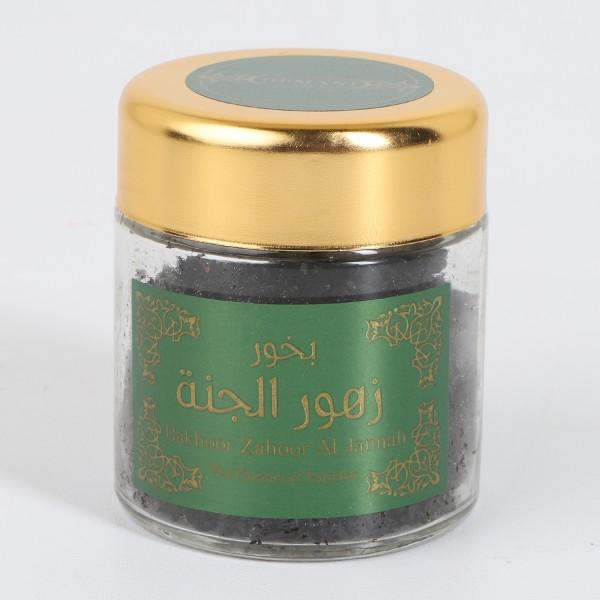 Arabischer Weihrauch Bakhoor Zahoor Al Jannah