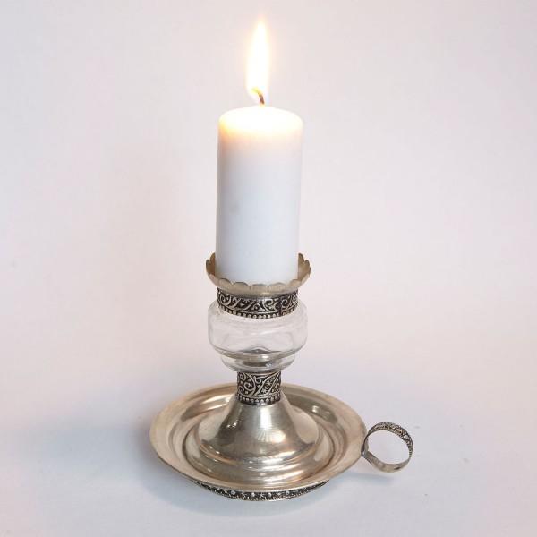 Kerzenständer Aladin Transparent