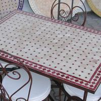 Mosaiktische 120x80cm