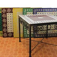 Couch-Mosaiktische 60x60 cm