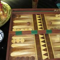 Orientalisches Backgammon