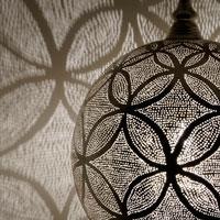 Silberlampen
