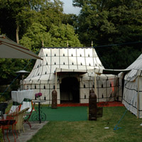 Zelte-Königszelte