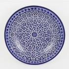 handbemalte Keramikschale aus Marokko F016