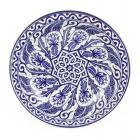 handbemalte Keramikschale aus Marokko F015