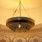 Messinglampe Mariya