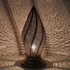 Messinglampe SER80