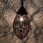 Messinglampe SER50