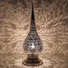 Silberlampe Alan