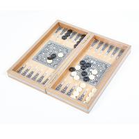 Ägyptisches Backgammon mit Perlmutt