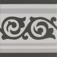 Orientalische Fliesen-Bordüre Ablah