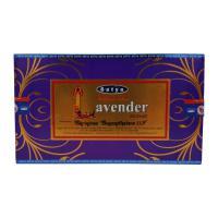 Räucherstäbchen Satya Natural Lavender Big Box