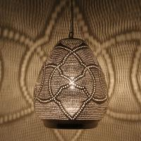 Marokkanische Lampe Balaha Zouak D26
