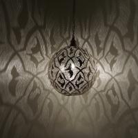 Ägyptische Lampe Suada D35