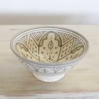 Handbemalte Keramikschüssel KS03