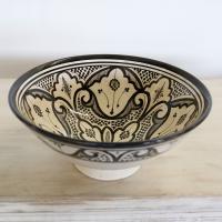 Handbemalte Keramikschüssel KS04