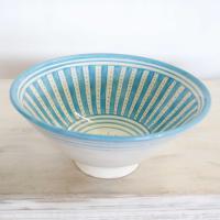 Handbemalte Keramikschüssel KS16