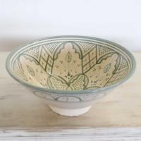 Handbemalte Keramikschüssel KS23