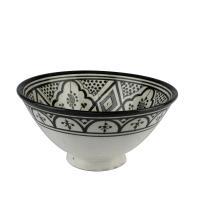 Handbemalte Keramikschüssel KS29
