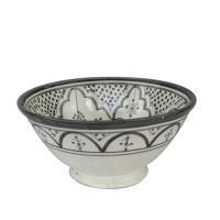 Handbemalte Keramikschüssel KS36