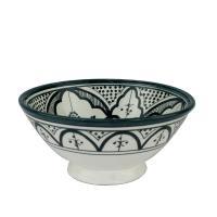 Handbemalte Keramikschüssel KS37