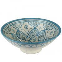 Handbemalte Keramikschüssel KS51