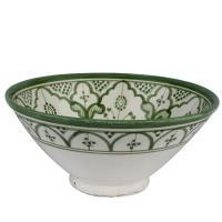 Handbemalte Keramikschüssel KS45