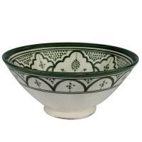 Handbemalte Keramikschüssel KS42