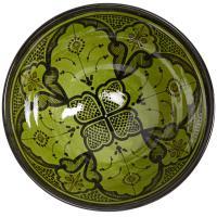Handbemalte Keramikschüssel KS15