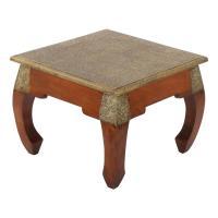 Orientalischer Opium-Tisch A Mittel