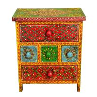 Orientalischer Schmuckkasten Raj