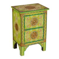 Orientalische handbemalte Kommode Nanda