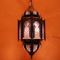 Deckenlampe Haniya Blau