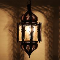 Deckenlampe Haniya Transparent