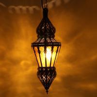 Deckenlampe Nura Gelb