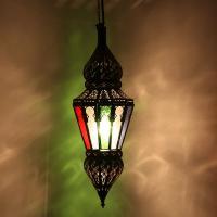 Deckenlampe Nura Multifarbig