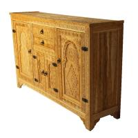 Marokkanische Holz Kommode Faris