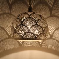 Marokkanische Lampe Toufaha Samak D35