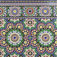Marokkanische Fliesen Alhamra