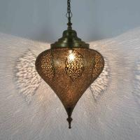 Orient Messinglampe Belouta