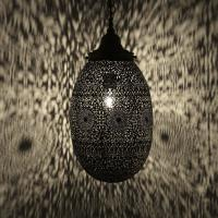 Orient Messinglampe Ravza